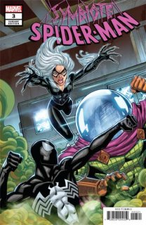 SYMBIOTE SPIDER-MAN #3 (OF 5) LIM VAR