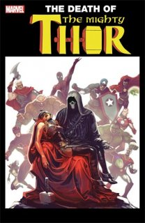 MIGHTY THOR #700 HANS LH VAR LEG【再入荷】