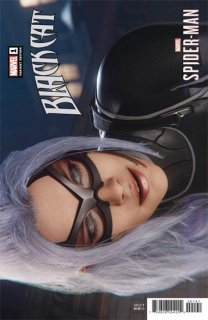 BLACK CAT #1 GAME VAR【再入荷】