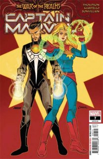 CAPTAIN MARVEL #7 WR