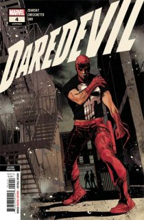 DAREDEVIL #4 2ND PTG CHECCHETTO VAR【再入荷】