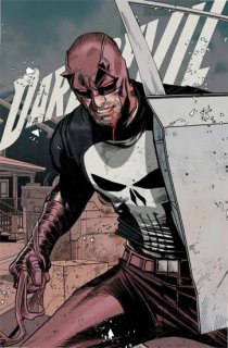 DAREDEVIL #5 2ND PTG CHECCHETTO VAR