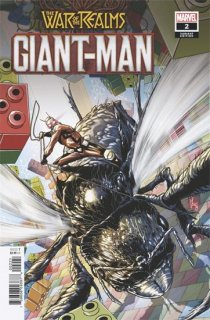 GIANT MAN #2 (OF 3) CHECCHETTO VAR【遅延入荷】