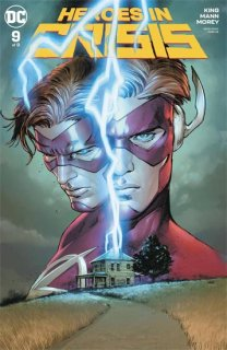 HEROES IN CRISIS #9 (OF 9)【再入荷】