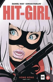 HIT-GIRL SEASON TWO #5 CVR A PARLOV