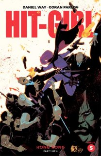 HIT-GIRL SEASON TWO #5 CVR C SCALERA