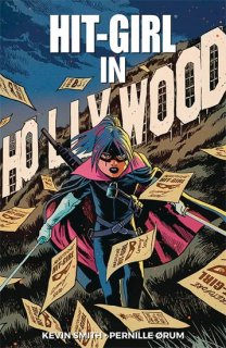 HIT-GIRL TP VOL 04