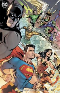 JUSTICE LEAGUE #26 VAR ED
