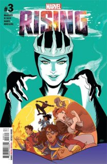 MARVEL RISING #3 (OF 5)【遅延入荷】