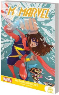 MS MARVEL GN TP METAMORPHOSIS