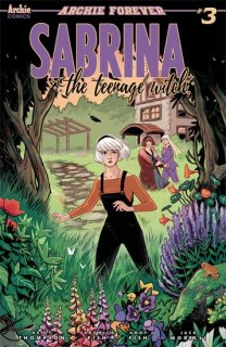 SABRINA TEENAGE WITCH #3 (OF 5) CVR A FISH