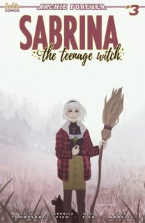 SABRINA TEENAGE WITCH #3 (OF 5) CVR C ST ONGE