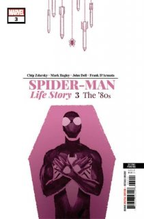 SPIDER-MAN LIFE STORY #3 (OF 6) 2ND PTG BAGLEY VAR