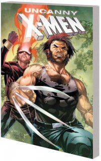 UNCANNY X-MEN TP VOL 01 CYCLOPS AND WOLVERINE