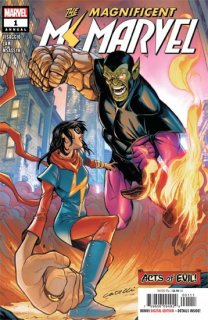 MS MARVEL ANNUAL #1