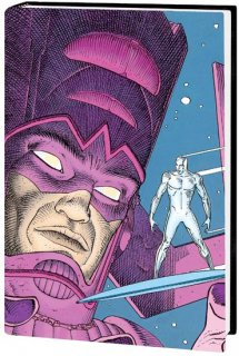 SILVER SURFER HC PARABLE 30TH ANNIVERSARY ED ※通販不可商品