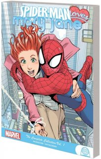 SPIDER-MAN LOVES MARY JANE GN TP REAL THING【再入荷】