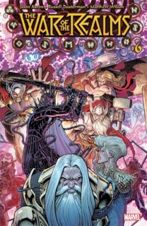 WAR OF REALMS #6 (OF 6) WR【再入荷】