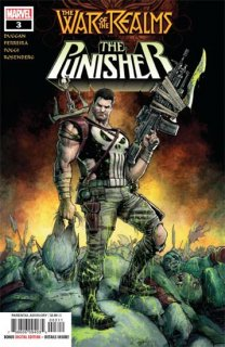WAR OF REALMS PUNISHER #3 (OF 3) WR【遅延入荷】