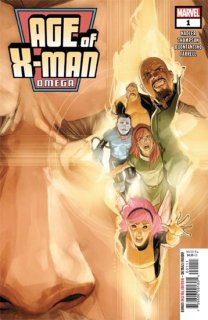 AGE OF X-MAN OMEGA #1