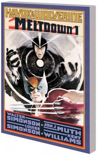 HAVOK AND WOLVERINE TP MELTDOWN NEW PTG