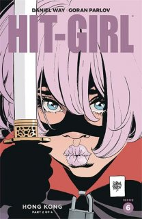 HIT-GIRL SEASON TWO #6 CVR A PARLOV