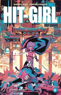 HIT-GIRL SEASON TWO #6 CVR C CAVENAGO