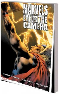 MARVELS EYE OF CAMERA TP NEW PTG
