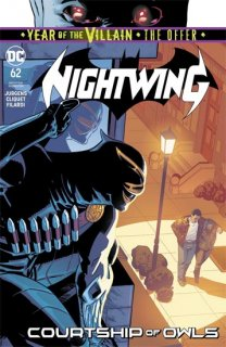 NIGHTWING #62 YOTV THE OFFER