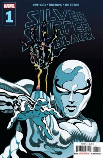 SILVER SURFER BLACK #1 (OF 5)【遅延入荷】