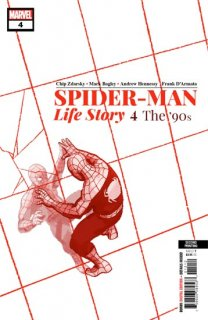 SPIDER-MAN LIFE STORY #4 (OF 6) 2ND PTG BAGLEY VAR