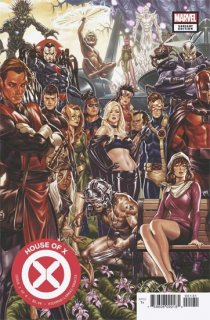HOUSE OF X #1 (OF 6) BROOKS CONNECTING VAR