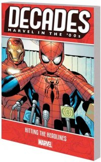 DECADES MARVEL IN 00S TP HITTING HEADLINES【遅延入荷】