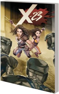 X-23 TP VOL 02 X-ASSASSIN