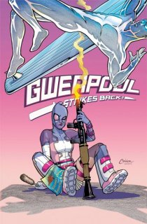 GWENPOOL STRIKES BACK #1 (OF 5) CONNER VAR