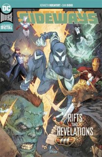 SIDEWAYS TP VOL 02 RIFTS AND REVELATIONS