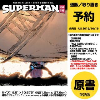 【予約】SUPERMAN YEAR ONE #3 (OF 3) ROMITA COVER(US2019年10月16日発売予定)