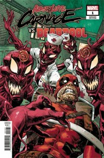 ABSOLUTE CARNAGE VS DEADPOOL #1 (OF 3) PANOSIAN VAR AC