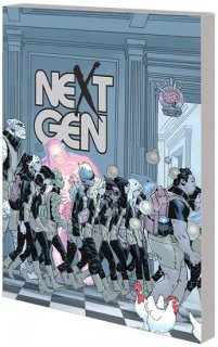 AGE OF X-MAN TP NEXTGEN