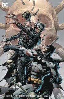 BATMAN WHO LAUGHS #7 (OF 7) VAR ED【再入荷】