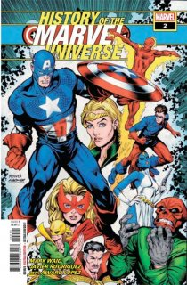 HISTORY OF MARVEL UNIVERSE #2 (OF 6)