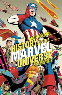 HISTORY OF MARVEL UNIVERSE #2 (OF 6) RODRIGUEZ VAR
