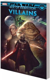 STAR WARS AGE OF REBELLION TP VILLAINS