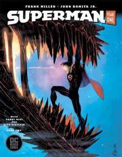 SUPERMAN YEAR ONE #2 (OF 3) ROMITA COVER