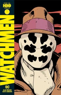 WATCHMEN INTERNATIONAL TP NEW EDITION