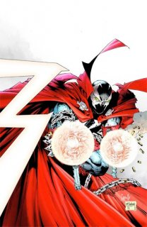 SPAWN #300 CVR K INCV CAPULLO & MCFARLANE VIRGIN