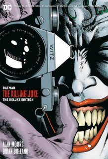 BATMAN THE KILLING JOKE HC NEW ED
