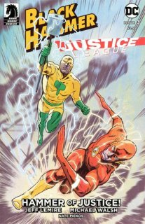 BLACK HAMMER JUSTICE LEAGUE #3 (OF 5) CVR A WALSH