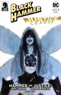 BLACK HAMMER JUSTICE LEAGUE #3 (OF 5) CVR C FAWKES