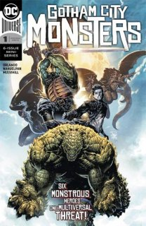 GOTHAM CITY MONSTERS #1 (OF 6)